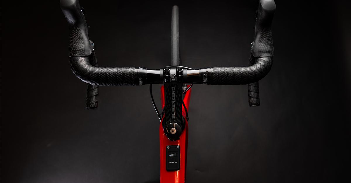 bikedrive air visible control element