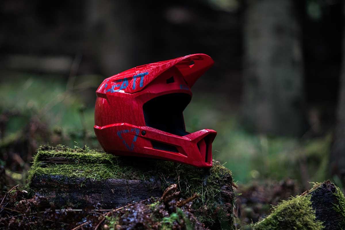 leatt twenty21 1.0 dh helmet review red chilli