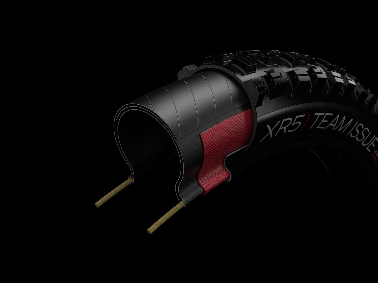 Bontrager 2022_XR5_Cutaway_A