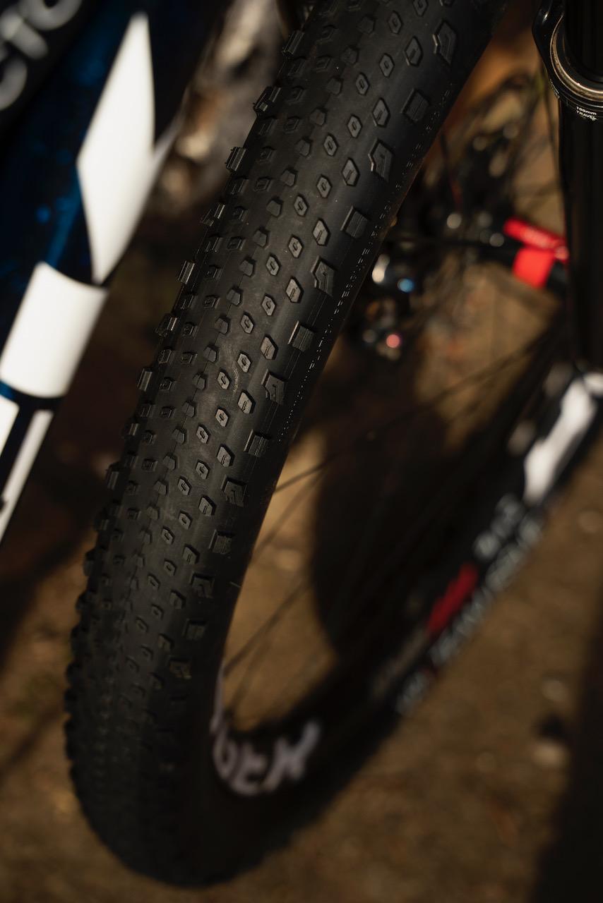 BONTRAGER_XR1-World Cup bike