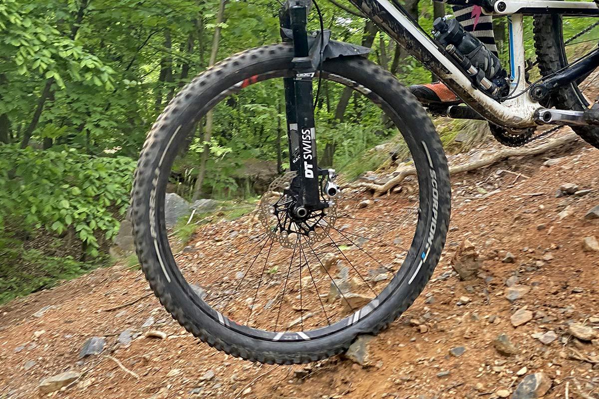 Hope XCR lightweight MTB brakes, superlight & powerful UK-made CNC-machined XC Trail mountain bike brakeset,trail riding