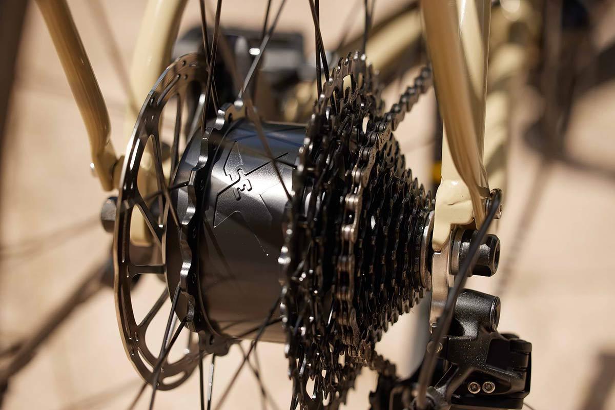 ribble urban ebikes mahle hub drive motor