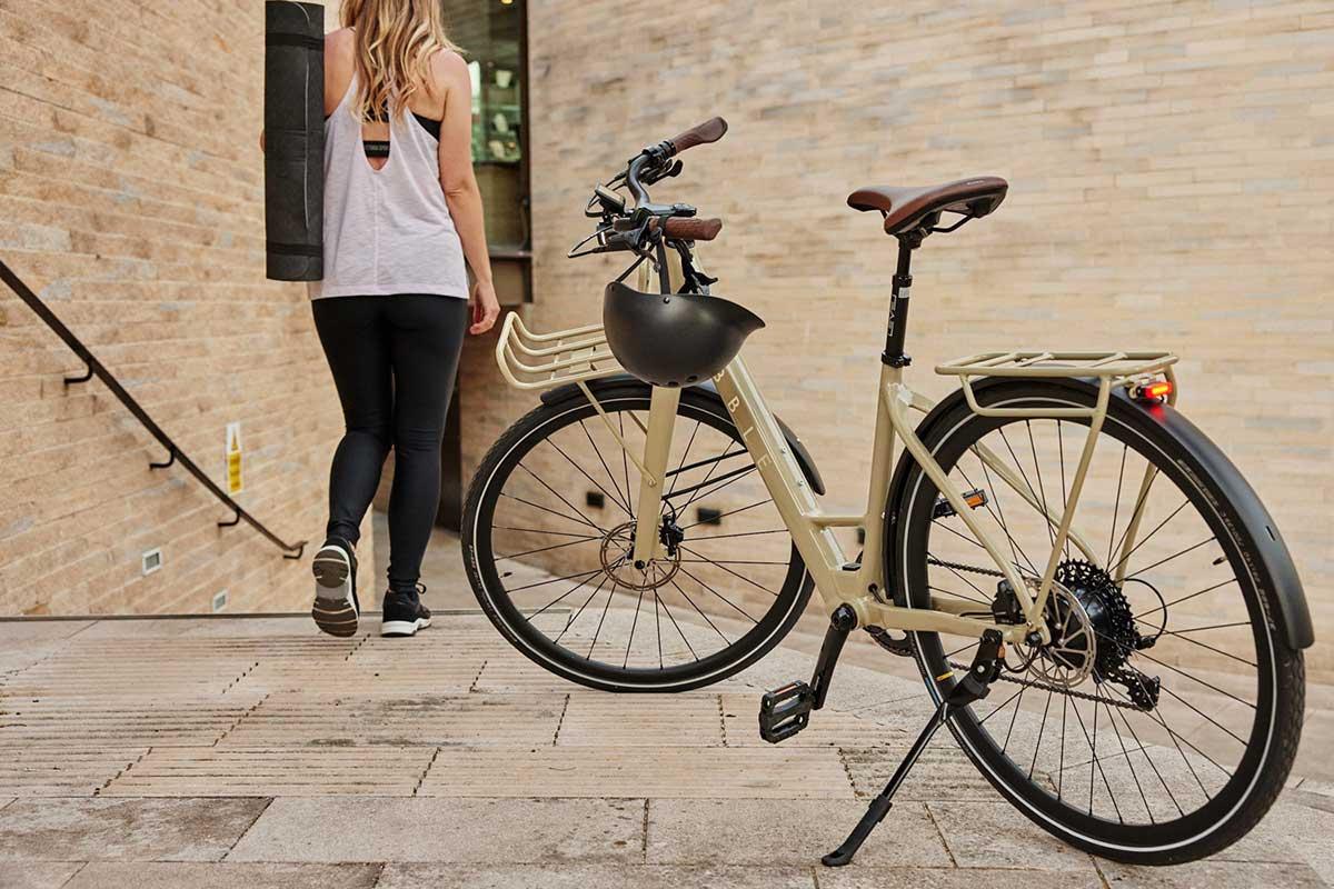 ribble urban ebike dropper seat post