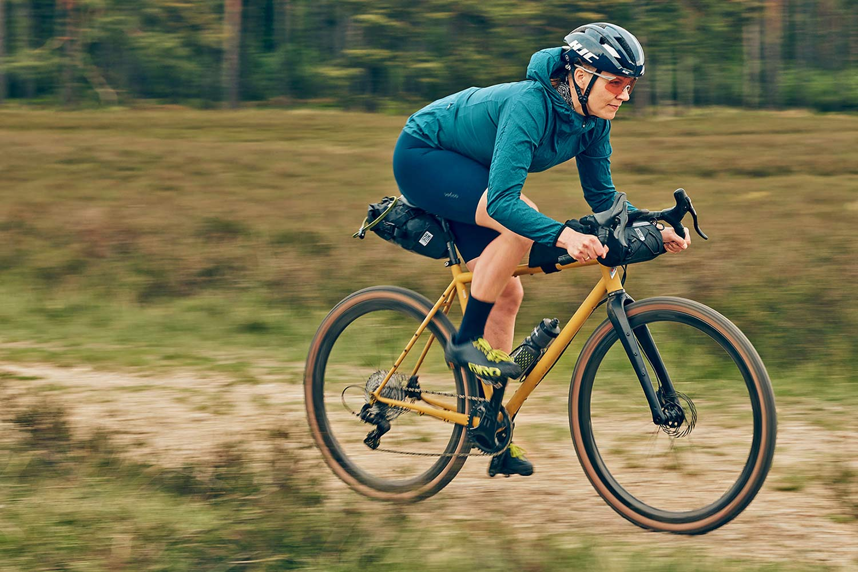 VSF Fahrradmanufaktur GX-1200 limited edition steel gravel bike, made-in-Germany, Johanna Jahnkeriding