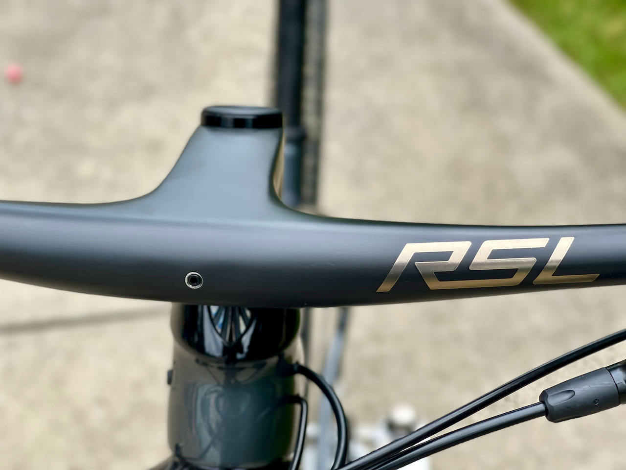 Bontrager RSL MTB Bars installed on bike accessory mont