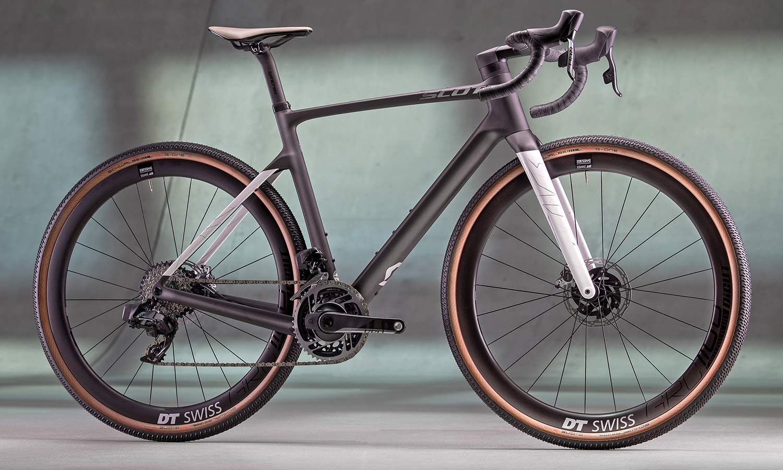 2022 Scott Addict Gravel aero integrated carbon gravel bike,Tuned
