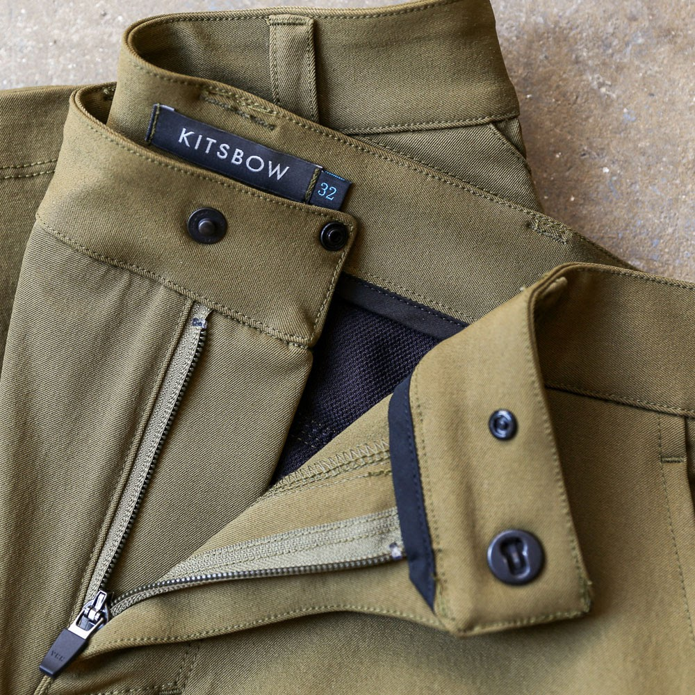 Kitsbow Haskell Short front