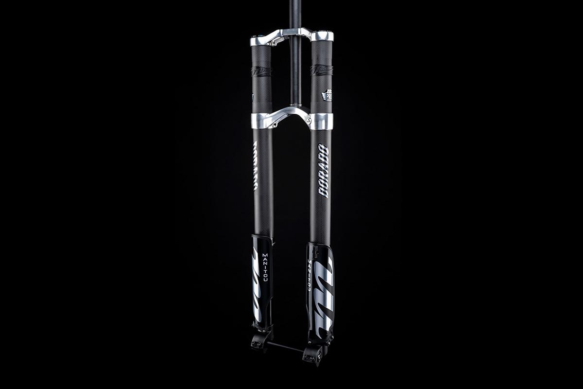manitou dorado carbon dh fork 37mm stanchions