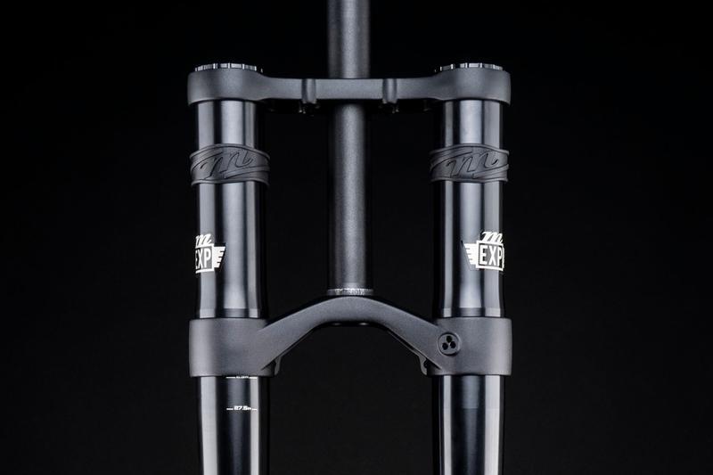 manitou dorado expert inverted dual crown mtb fork