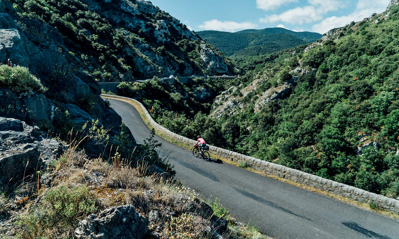 Lachlan Morton Alt Tour de France_ultra distance bikepacking charity ride, photo by Rapha, Day12
