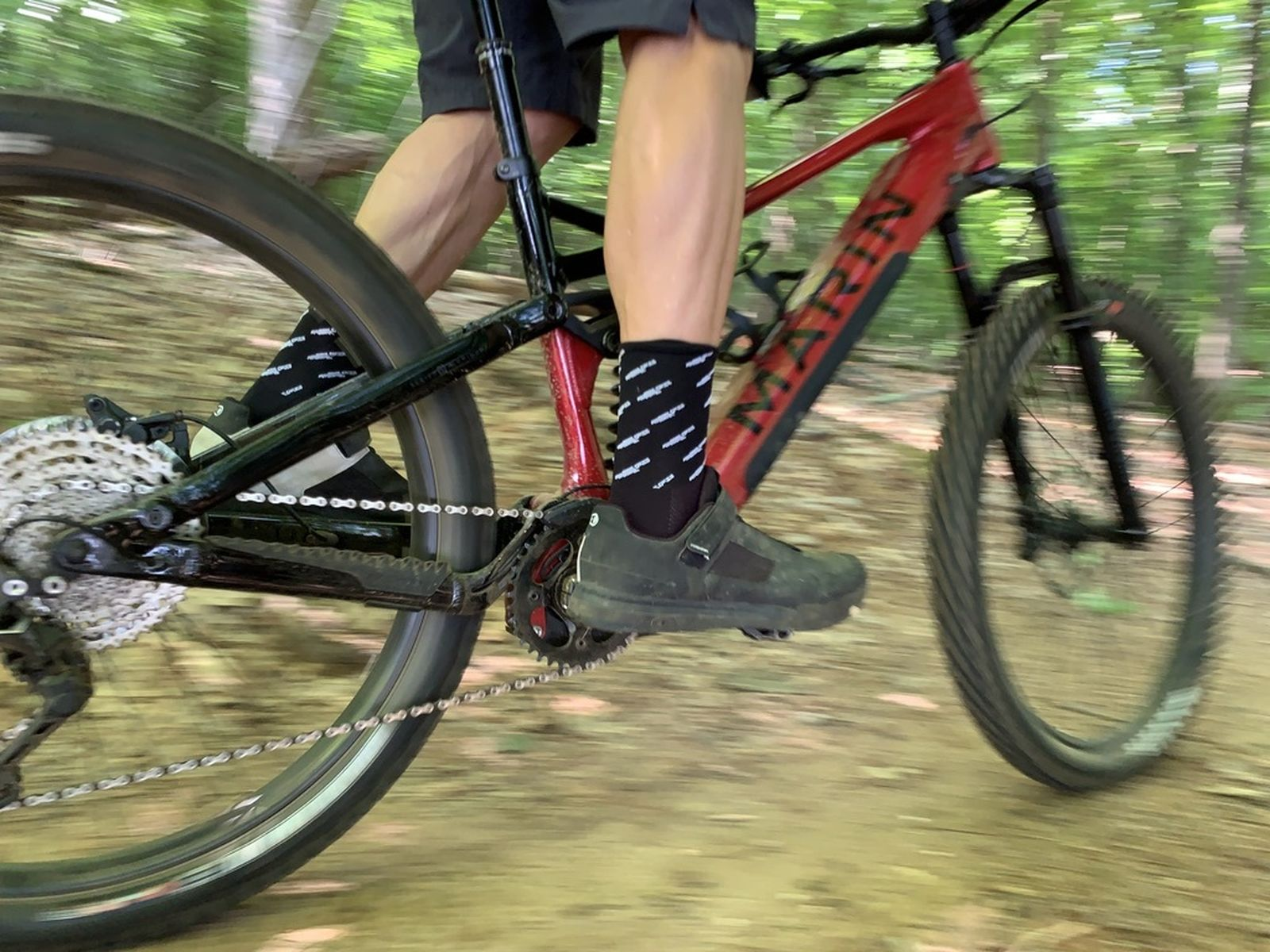 Best MTB shoe for Enduro: Crank Brothers Mallet