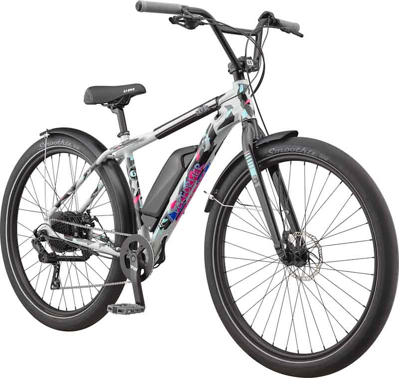 GT Bicycles Power Performer, angle