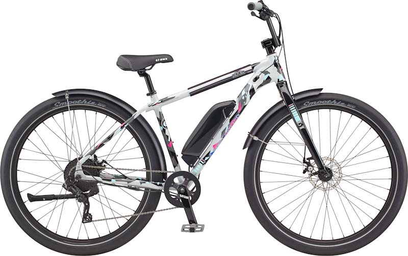 GT Bicycles Power Performer, side