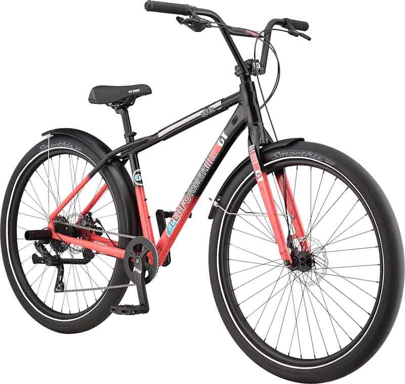 GT Bicycles Street Performer urban terrain bike UTB