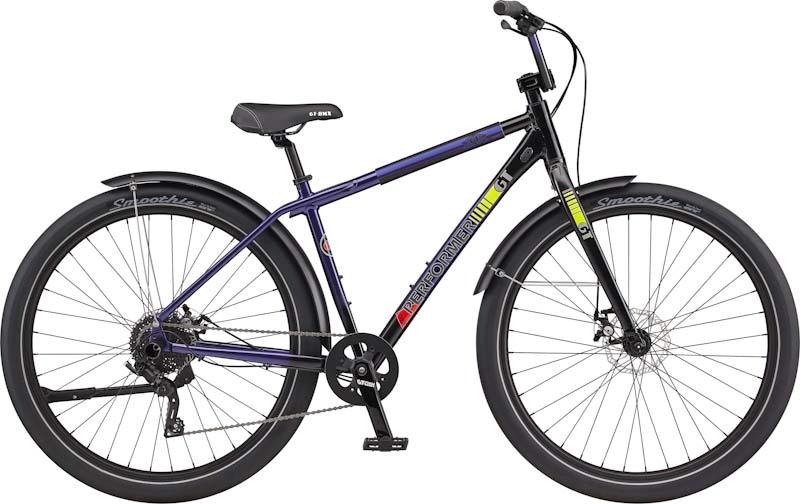 GT Bicycles Street Performer wheelie bike
