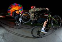 GT Bicycles Street and Power Performer, wheelies