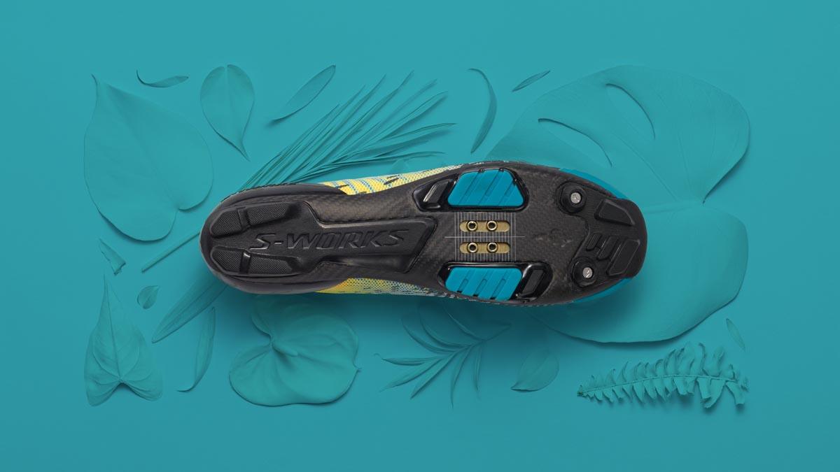 S-Works Recon Lace SPD compatible gravel shoe