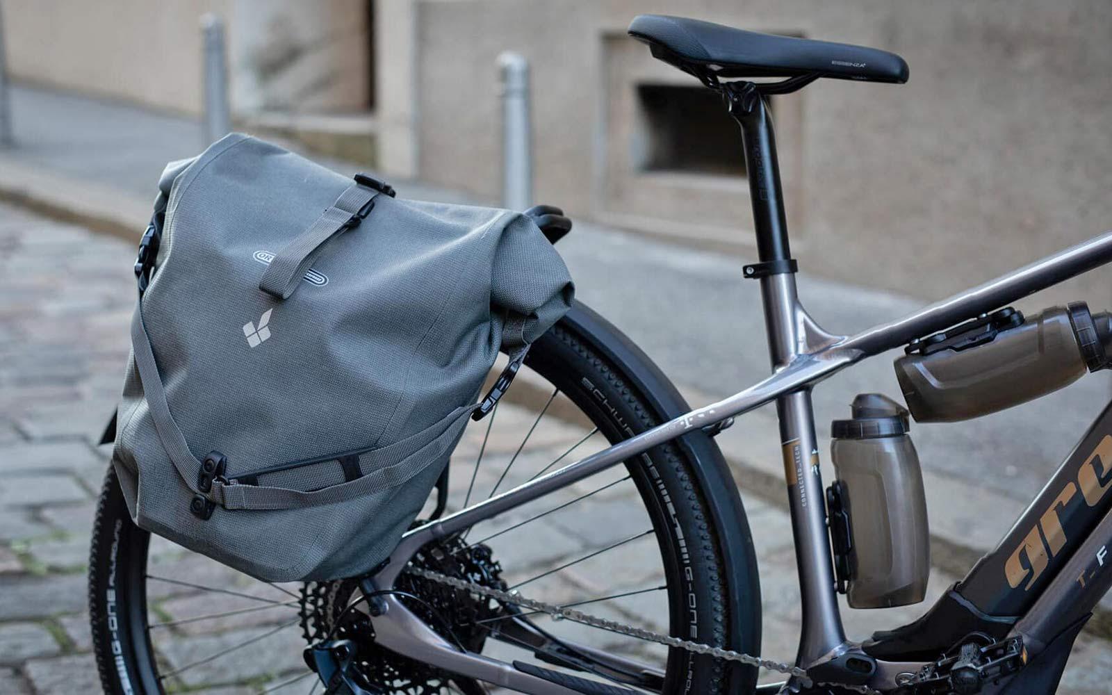 Greyp T5 alloy trekking e-bike hardtail eSUV commuter touring pannier rack bag
