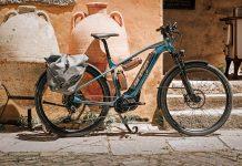 Greyp T5 alloy trekking e-bike hardtail eSUV
