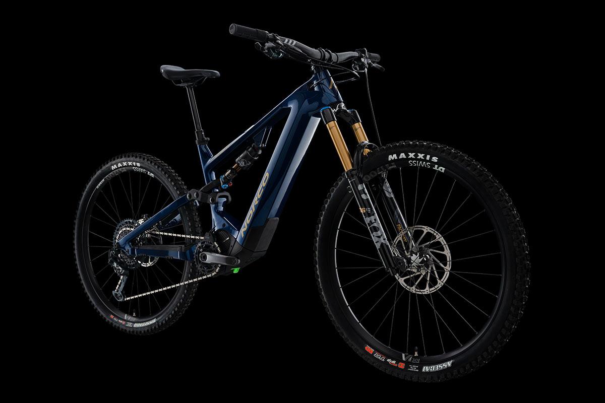 2022 norco sight vlt emtb copper blue