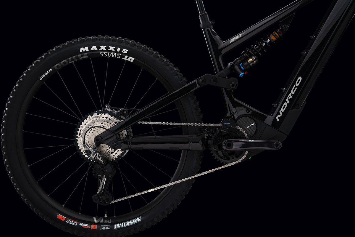 2022 norco sight vlt emtb horst link suspension coil shock
