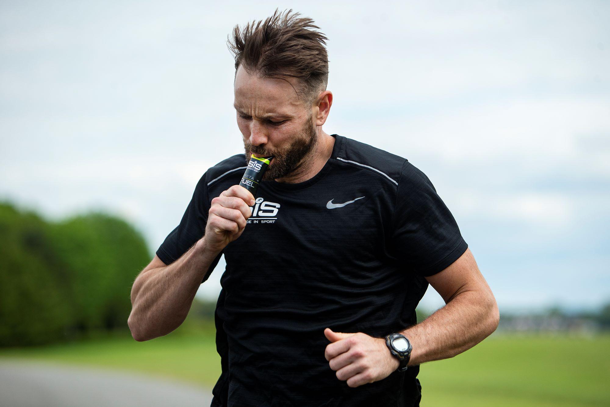 sis gel for runners