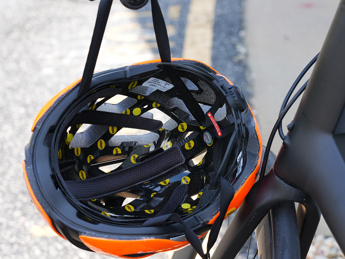 the lazer century mips road bike helmet is one of the top rated safest bicycle helmets on the market