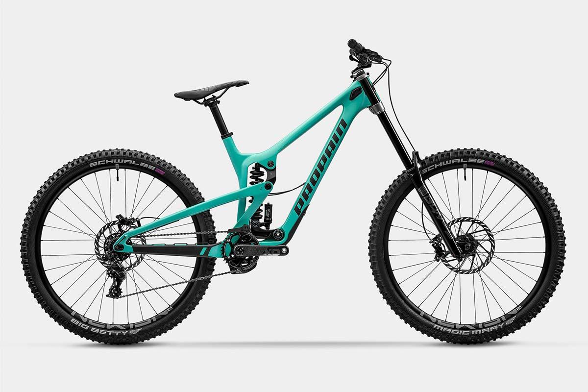 2022 propain rage cf 29er dh bike