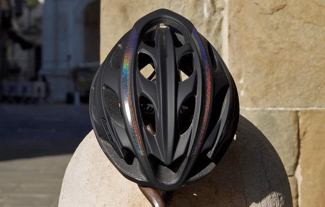 Limar Ultralight Evo super lightweight road bike helmet, top