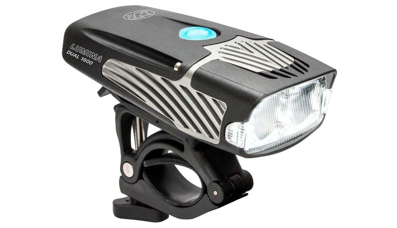 best overall bicycle headlight niterider lumina dual 1800