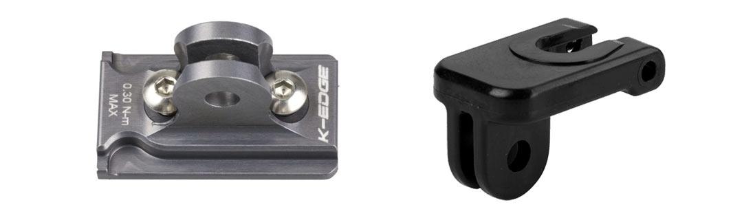 gopro mounts for bike lights