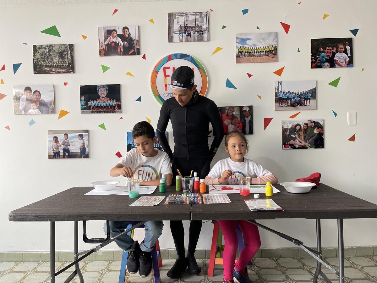 Esteban Chaves Foundation