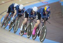 Tokyo Olympics 2021 Track Felt Team pursuit