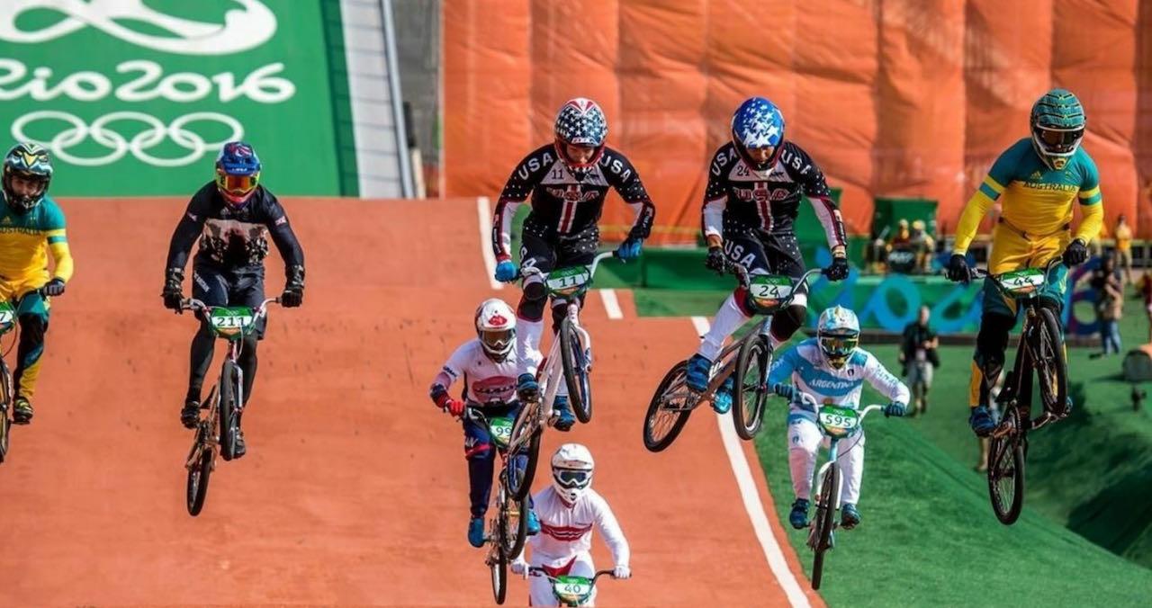 Rio Team USA BMX Racing Olympics