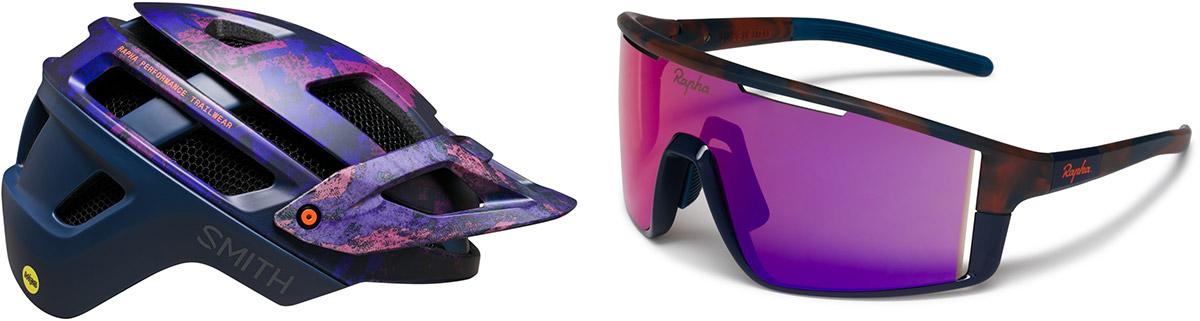 rapha digital woodland smith forefront 2 helmet pro team glasses