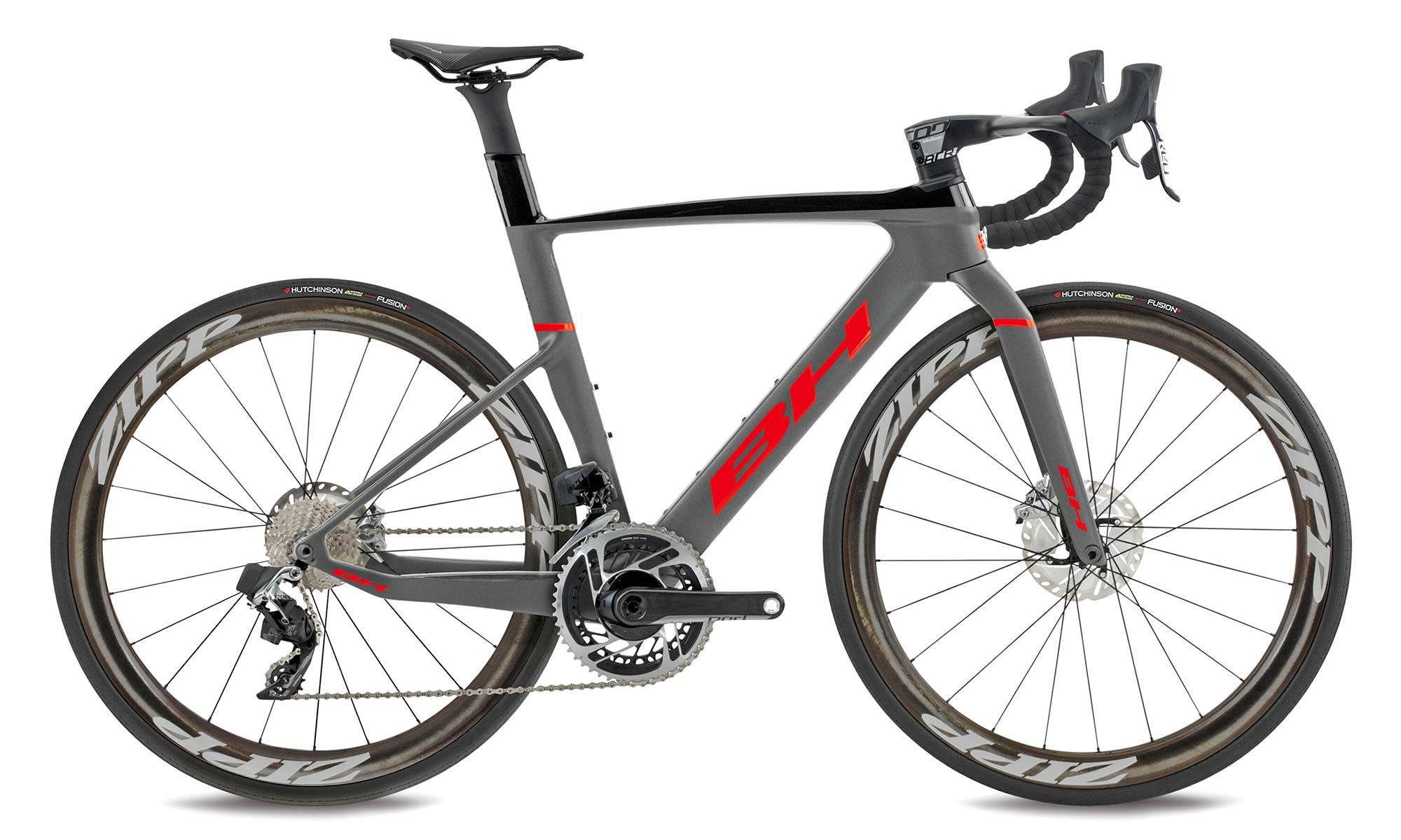 2022 BH Aerolight lightweight aero carbon all-rounder road bike,7.5