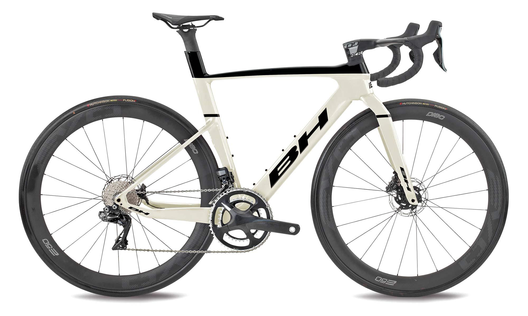 2022 BH Aerolight lightweight aero carbon all-rounder road bike,7 complete