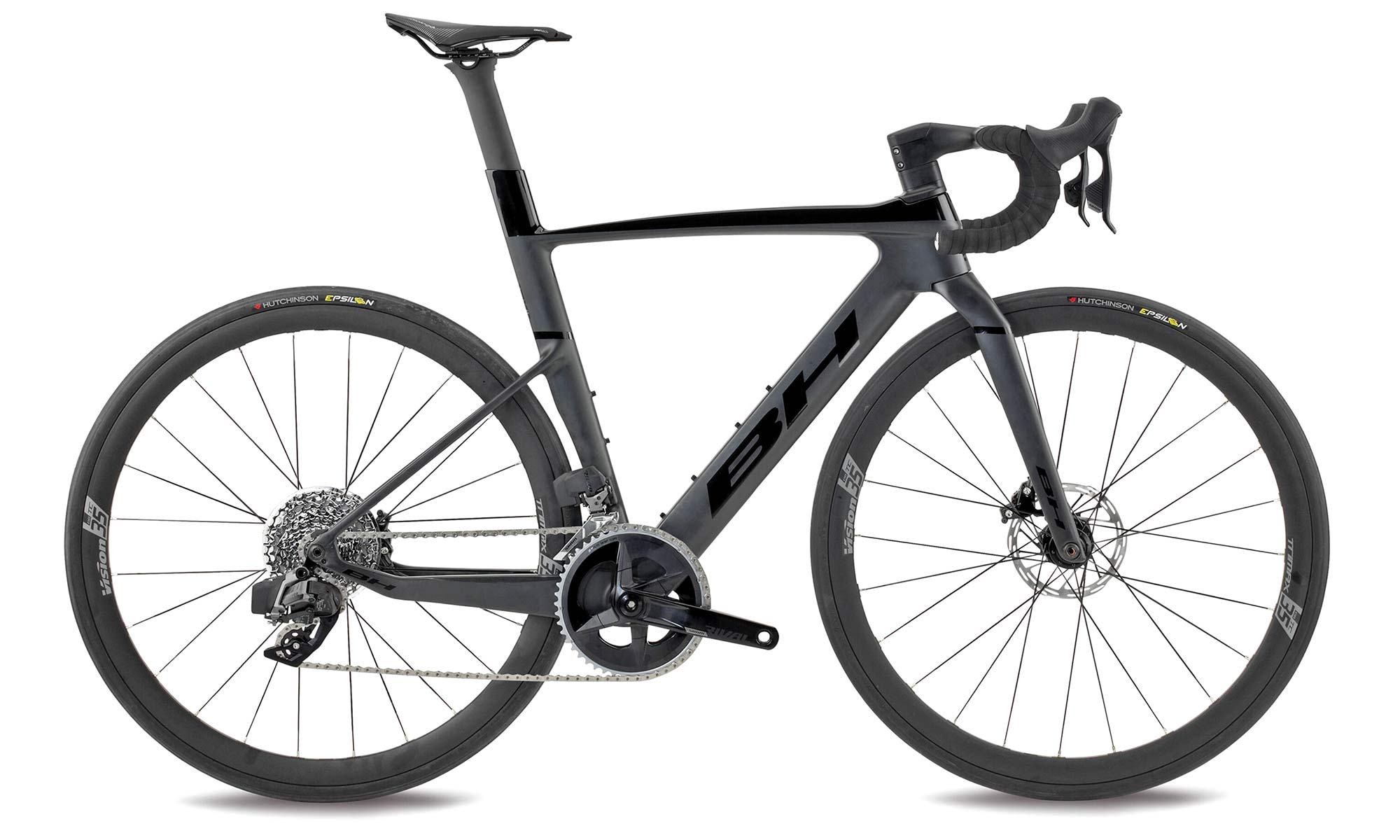 2022 BH Aerolight lightweight aero carbon all-rounder road bike,6 complete