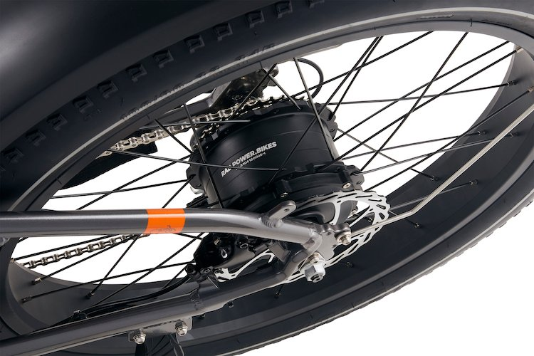 radpower ebike hub motor