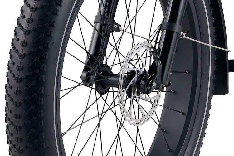 rad power ebike hydraulic brakes