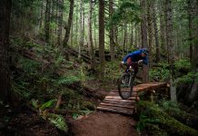shimano blueprint flow trail cumberland bc