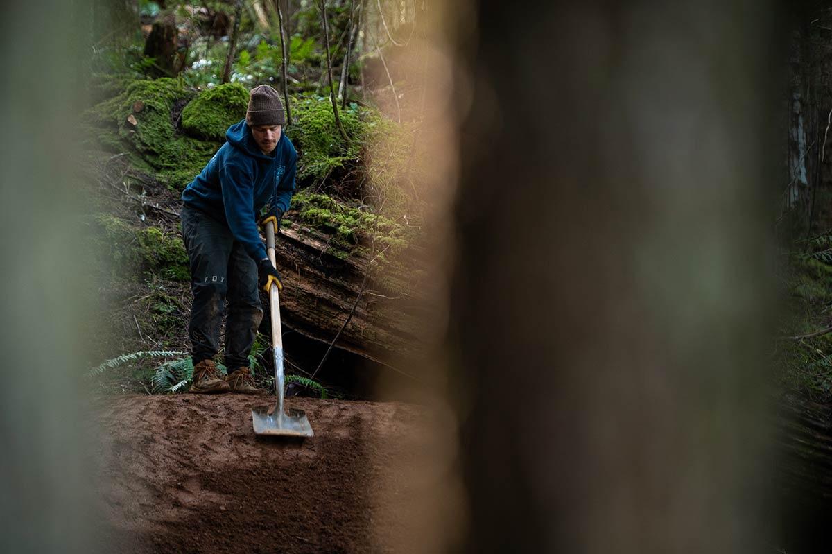 shiamno blueorint trail building process