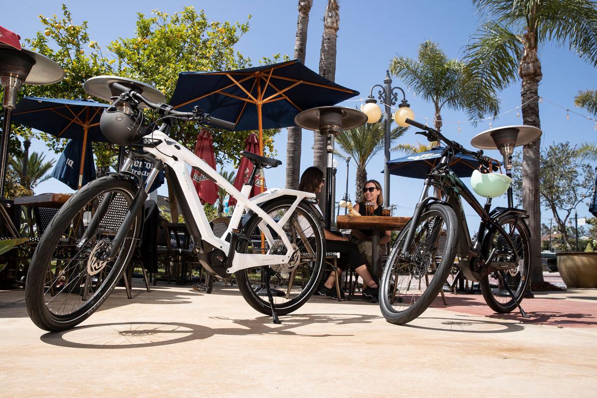 Bianchi e-bikes in the U.S.