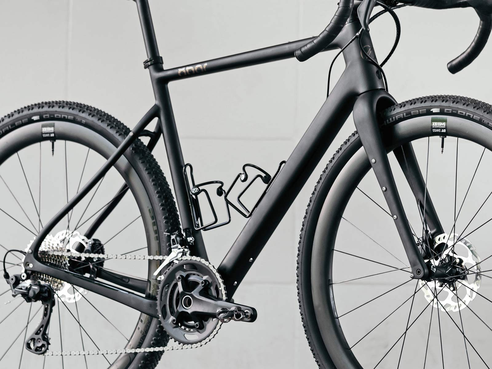 8bar Grunewald Carbon v2 affordable bikepacking adventure gravel bike, photo by Stefan Haehnel,angled detail
