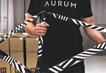 Aurum Zevra ultra-limited edition premium lightweight carbon Magma disc brake road bike by Basso & Contador, 1 of 21,frame