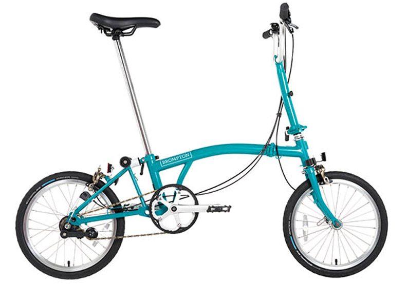Brompton B75 bike