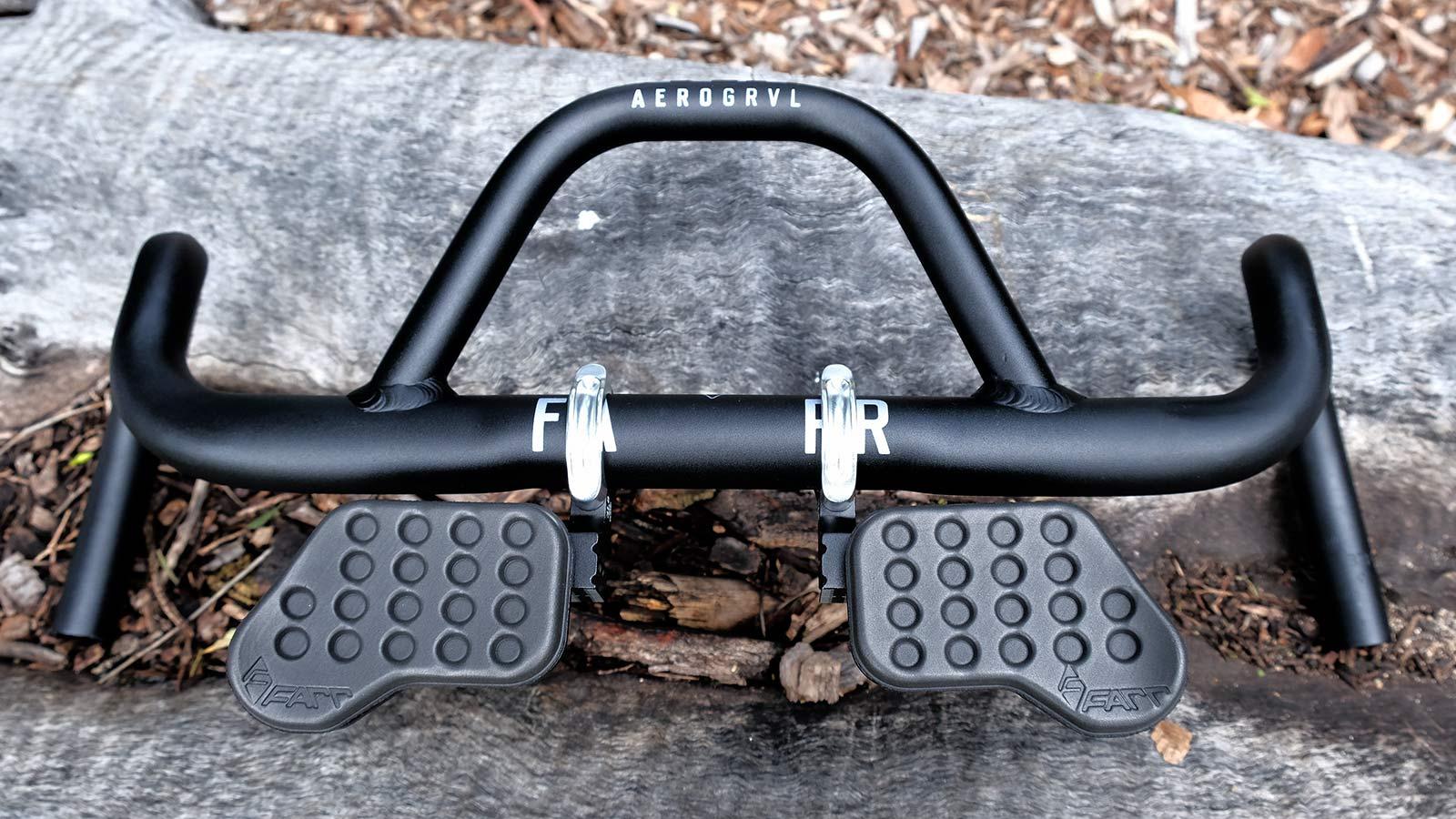 Farr Arm Rest Kit v2 aero bar bolt-on arm rests forearm support,top