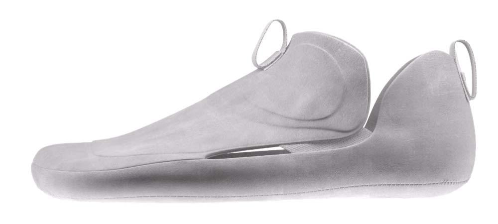 LORE LoreOne custom 3D-printed carbon road cycling shoe,Plush Zone