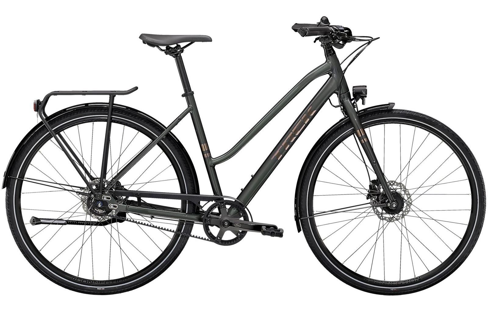 District 4 Equipped Stagger best commuter bike