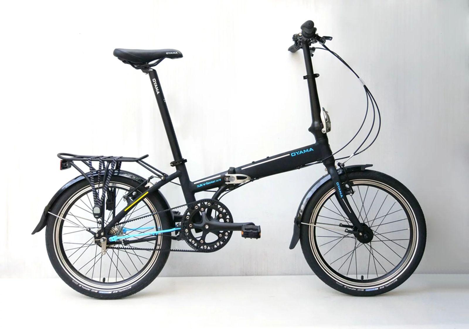 oyama-Skyline-7b best commuter bike